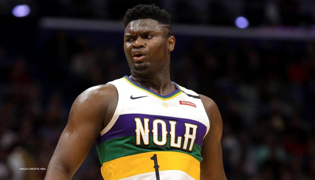 Why did Zion Williamson leave the bubble? Pelicans rookie ...