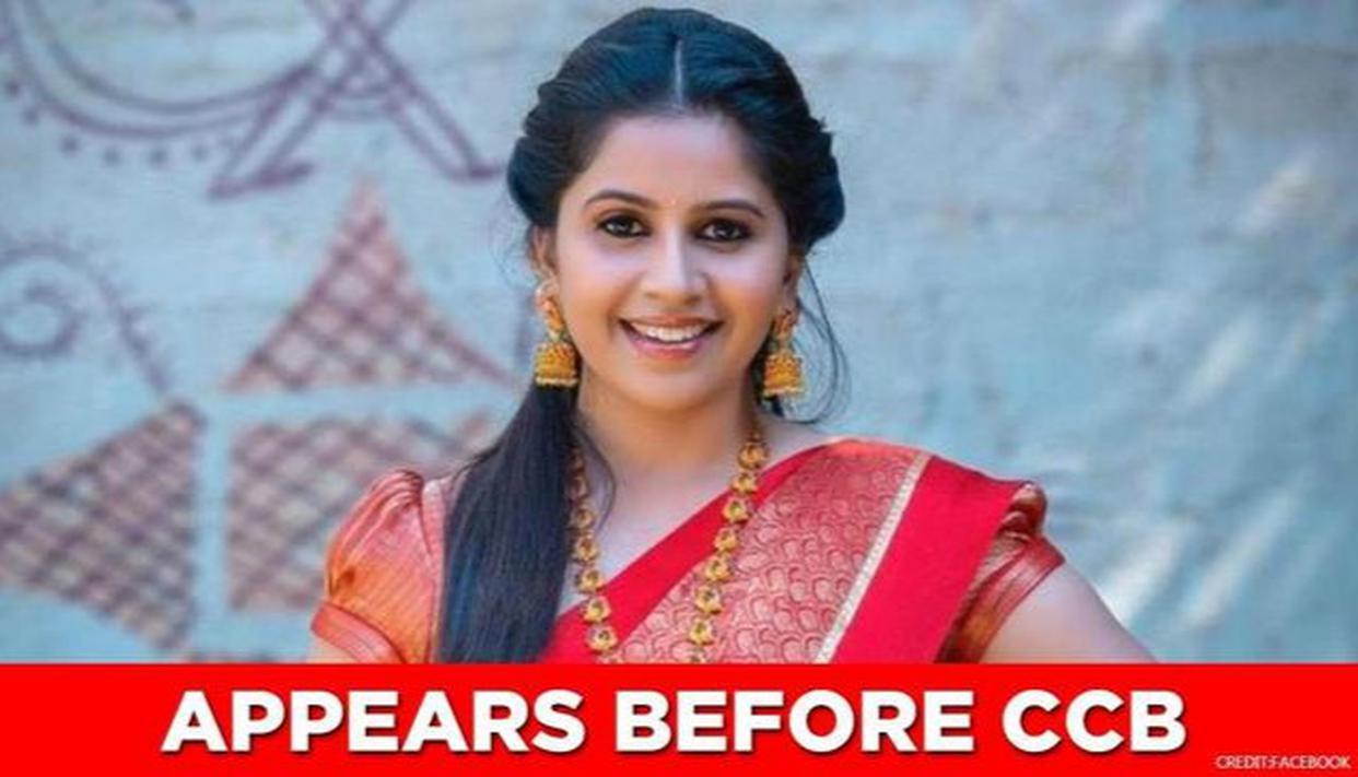 Sandalwood drug racket: Kannada TV anchor Anushree appears before CCB to join probe - Republic World