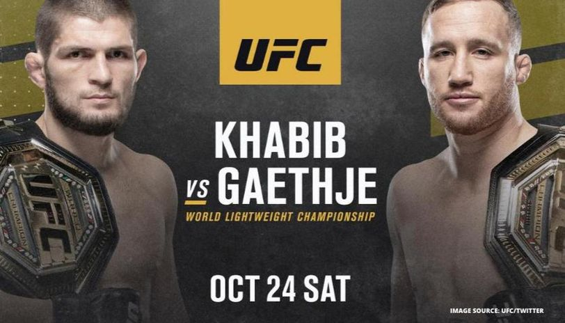 UFC 254: Khabib vs Gaethje - Reddit MMA Streams Live, How to Watch Online, Time, Fight Card