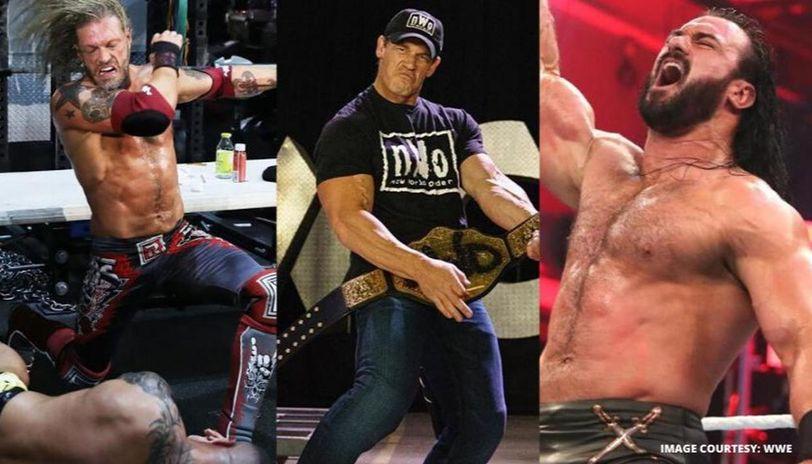 WrestleMania 36 results