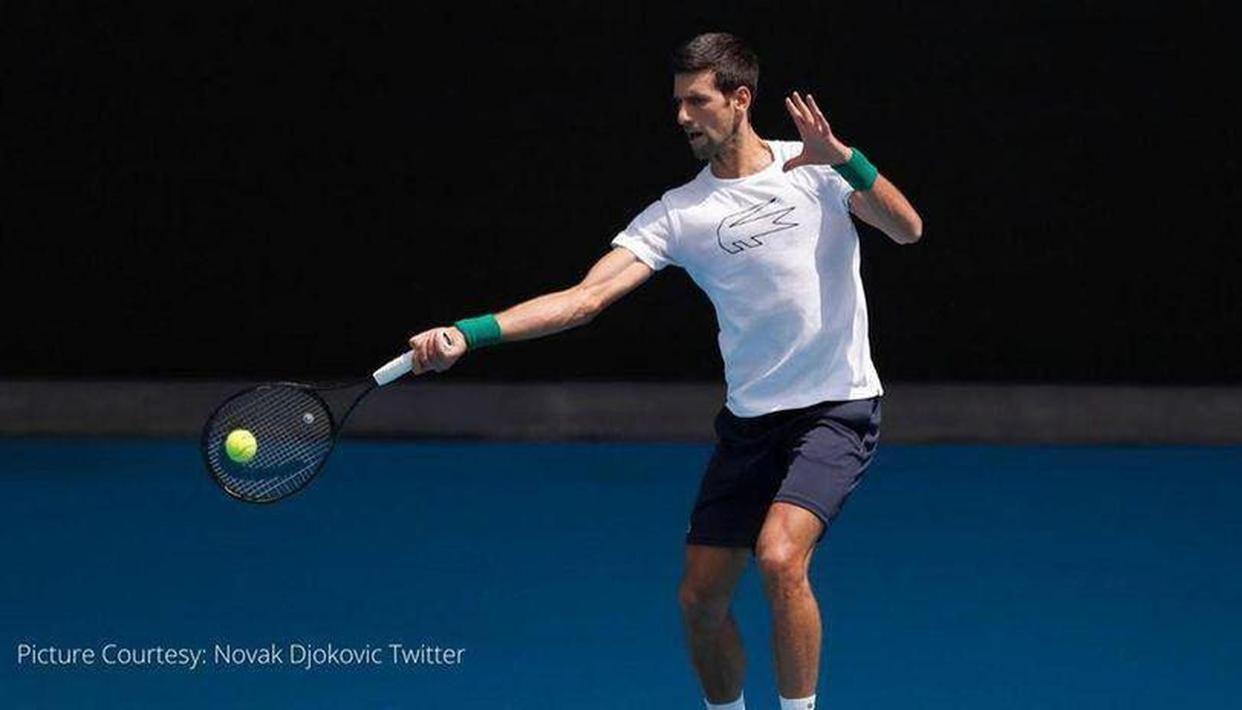 Novak Djokovic Discloses Reason Behind Dislike Towards Being Called Vegan Republic World