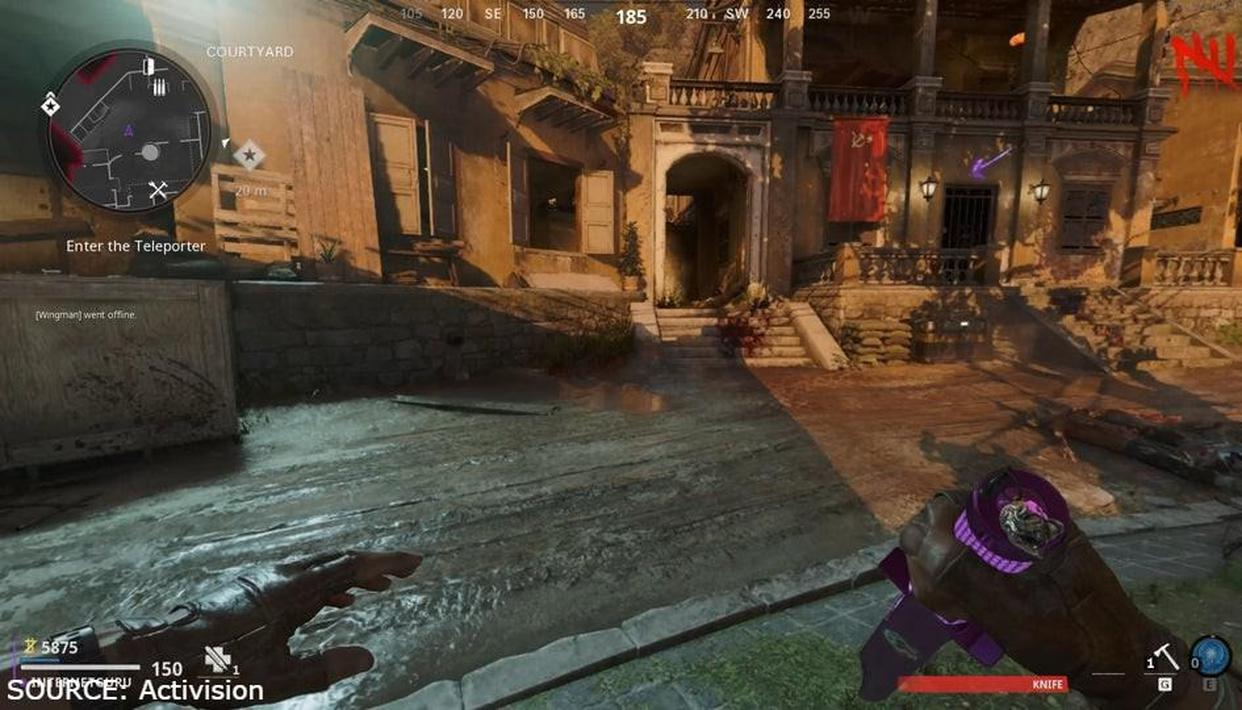 Cold War Firebase z memory corrupted: Find out how to capture Mimics using essence traps - Republic TV
