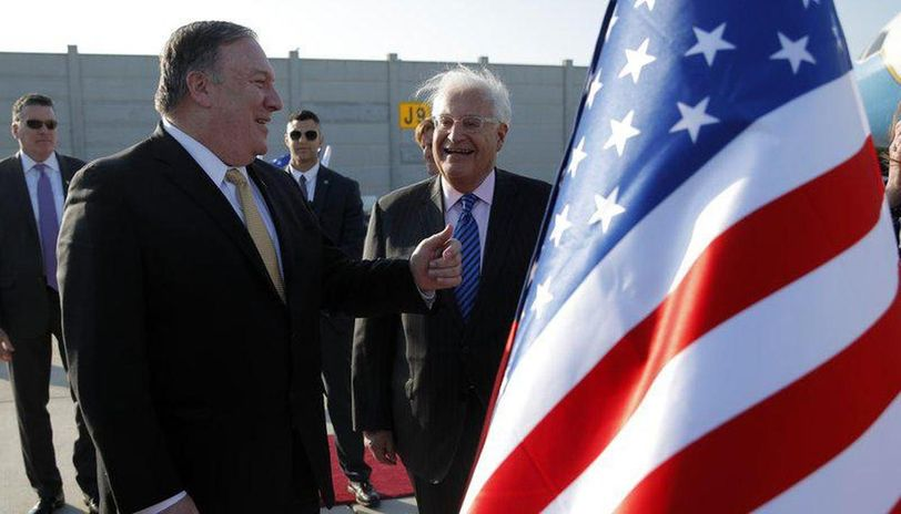 US to sell ambassador's house in Tel Aviv, says 'it makes sense'