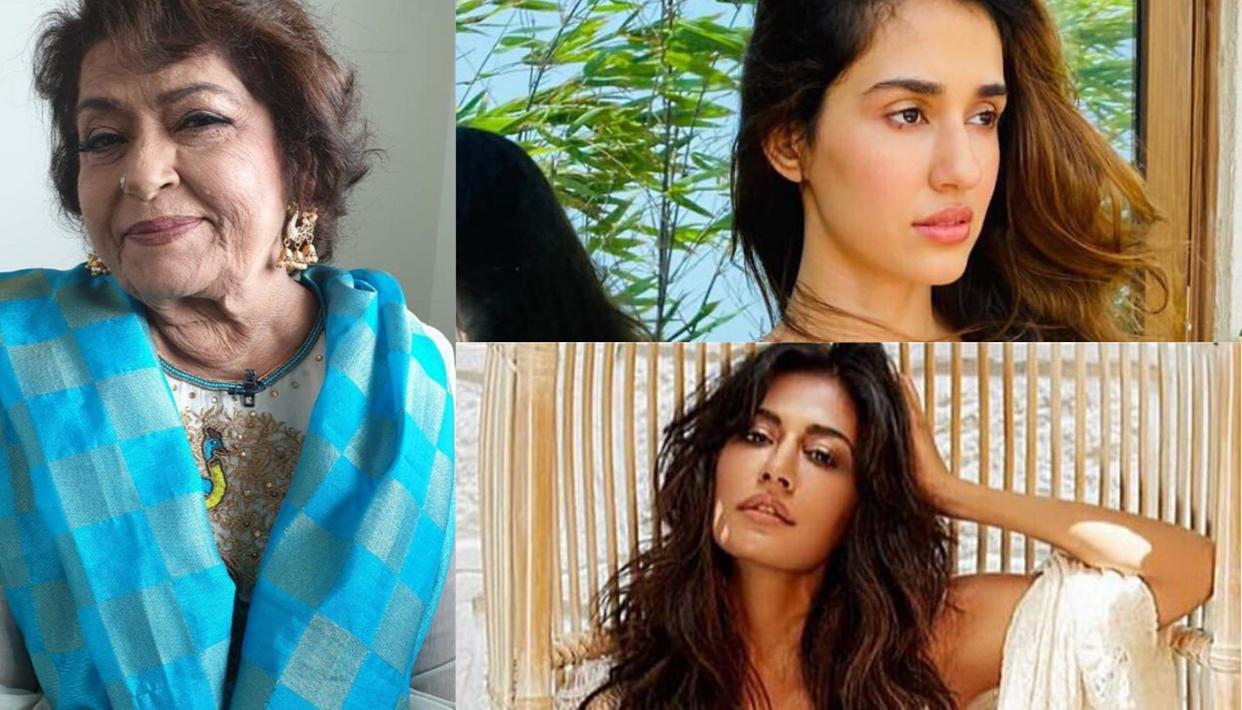 Saroj Khan's death: Disha Patani, Chitrangda Singh & others mourn her demise - Republic World