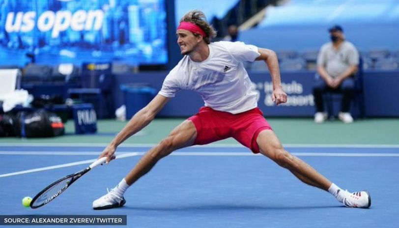 Us Open 2020 Alexander Zverev Embarrasses Commentator By Lashing Out At Him On Court Republic World