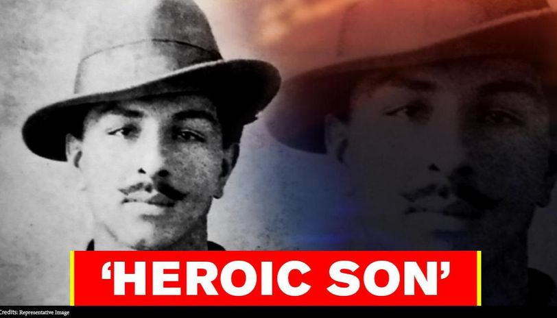 Pm Modi Leads Tributes For Bhagat Singh Cms Hail The Revolutionary On 113th Anniversary