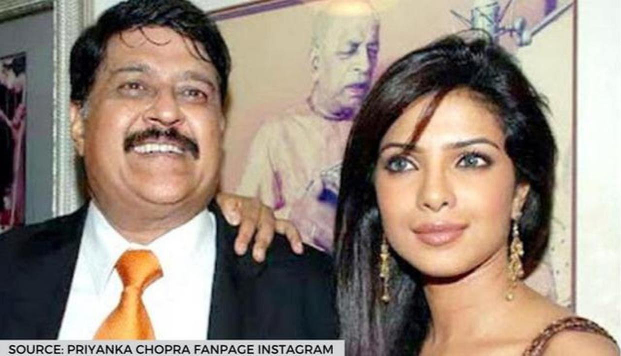 Priyanka Chopra Misses Her Father Says We Re Connected By Heartstrings To Infinity Republic World