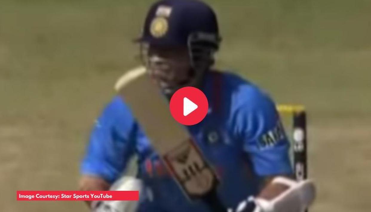 Sachin Tendulkar stars as India beat Pakistan in 2011 WC semi-final on Mar 29, 2011: Watch thumbnail