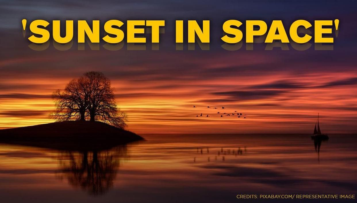 NASA scientists show how sunsets would look from other planets | Watch