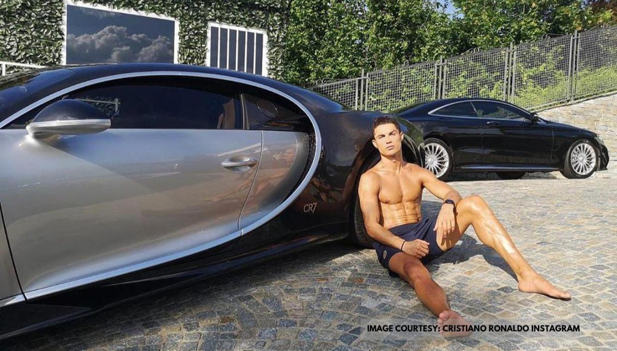 Cristiano Ronaldo buys world's most expensive car, set to be delivered in 2021 - Republic World