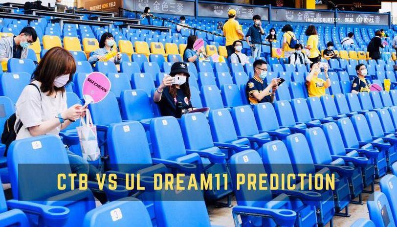 ctb vs ul dream11