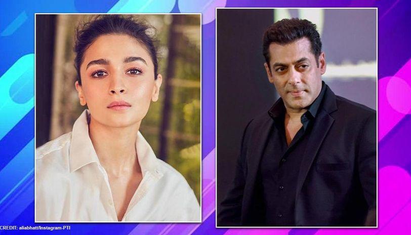 Alia Bhatt praises Salman Khan's latest song 'Pyaar Karona', calls it 'lovely'