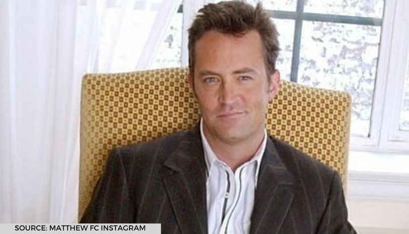 Unseen Pic Of The Day Friends Star Matthew Perry S Then And Now Pic Is Unmissable Republic World
