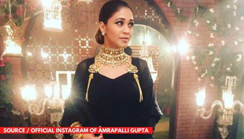 Amrapalli Sinha