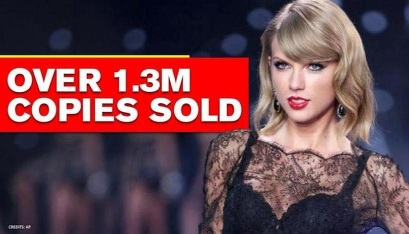 Taylor Swift S Latest Album Folklore Sells Over 1 3 Million Copies Worldwide In 24 Hours