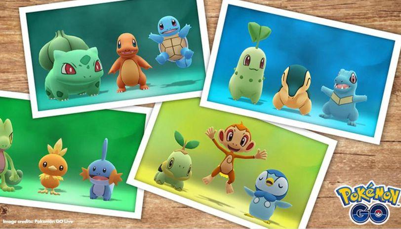 Pokemon GO Throwback Kanto Challenge Rewards
