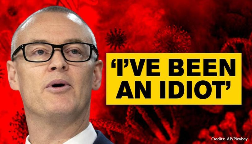 New Zealand Health Minister David Clark resigns amid ...