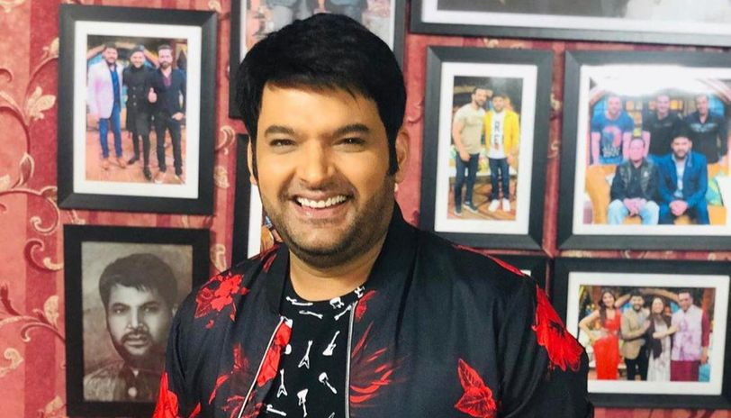 Kapil Sharma shooting for something new, excited netizens express their curiosity