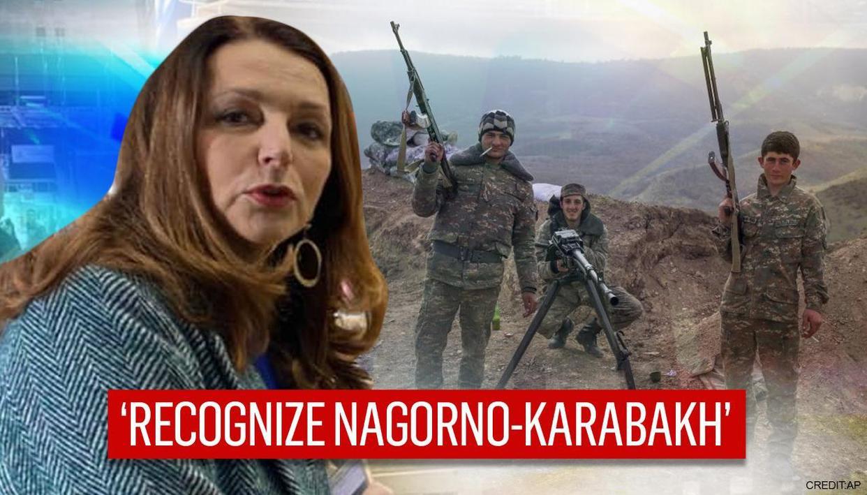 Armenia-Azerbaijan conflict: French lawmaker proposes to recognise Nagorno-Karabakh - Republic World