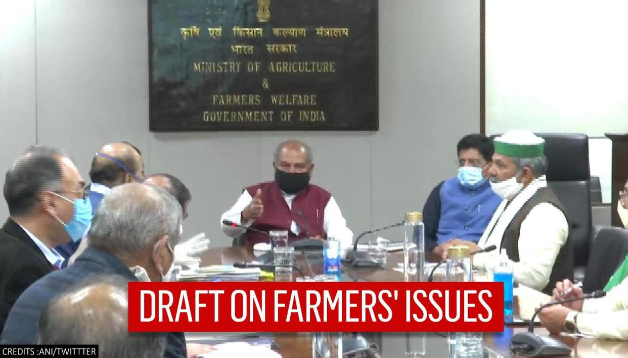 BKU to submit written draft of farmers' issues related to Farm Laws on Dec 2