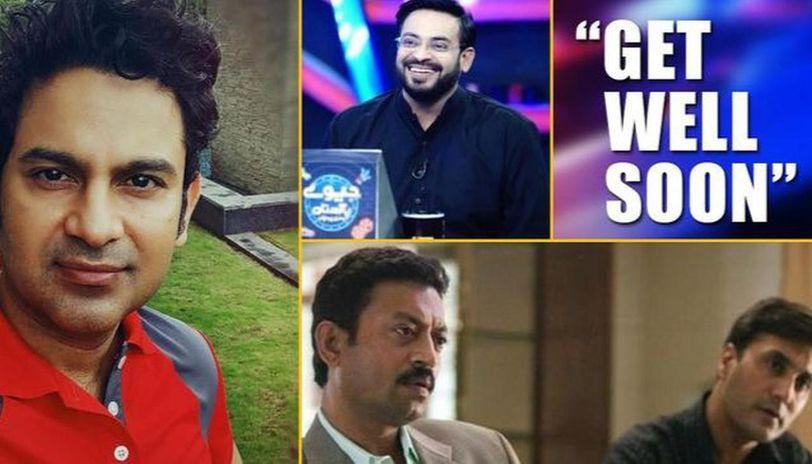 Manoj Muntashir slams Pakistan anchor over comments on Irrfan, Sridevi with former co-star