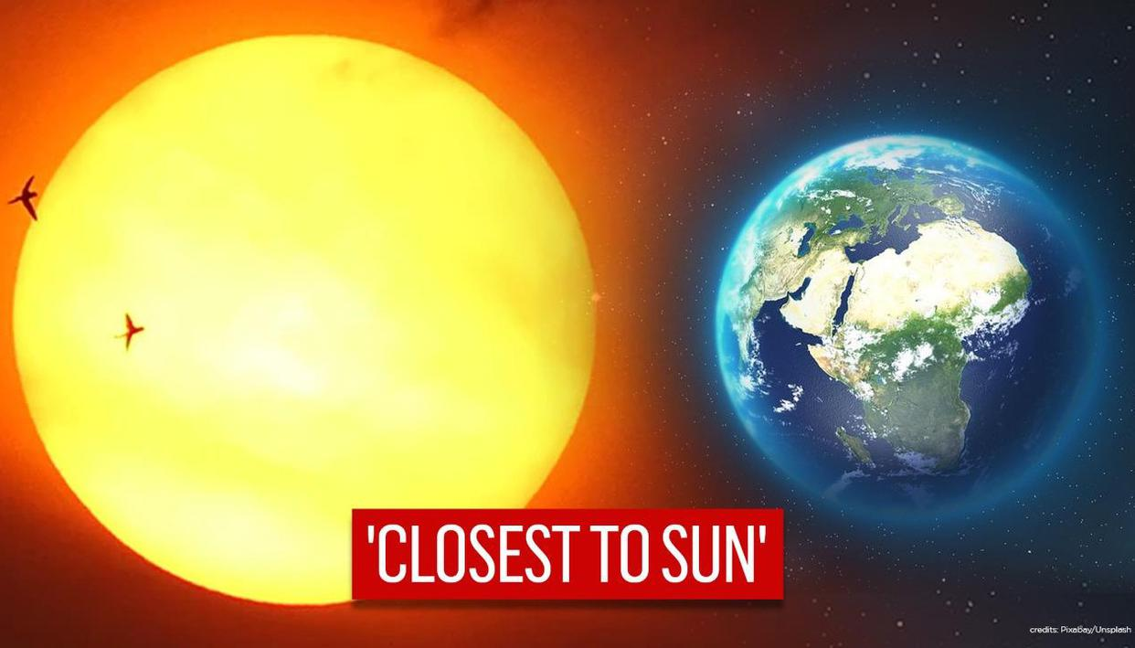 Earth at closest perihelion point to Sun at 7:27pm Saturday: Planetary Society of India - Republic World