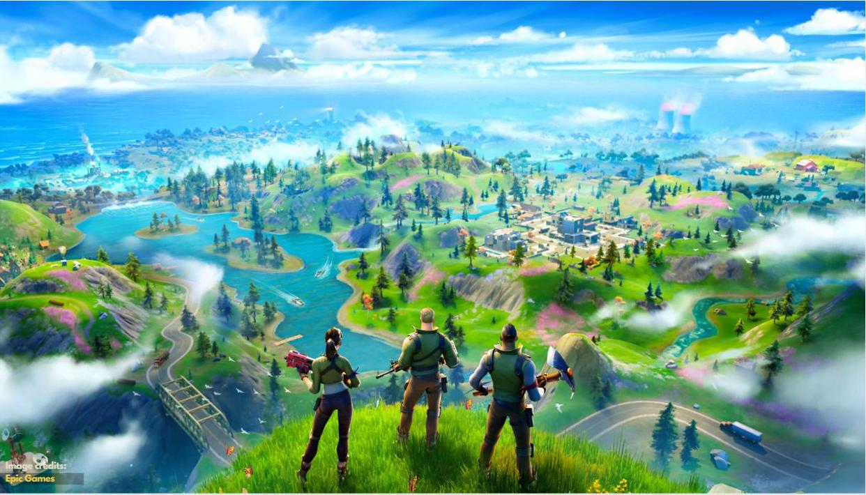 Fortnite Update Where Are The Shadow Safe Houses In Fortnite