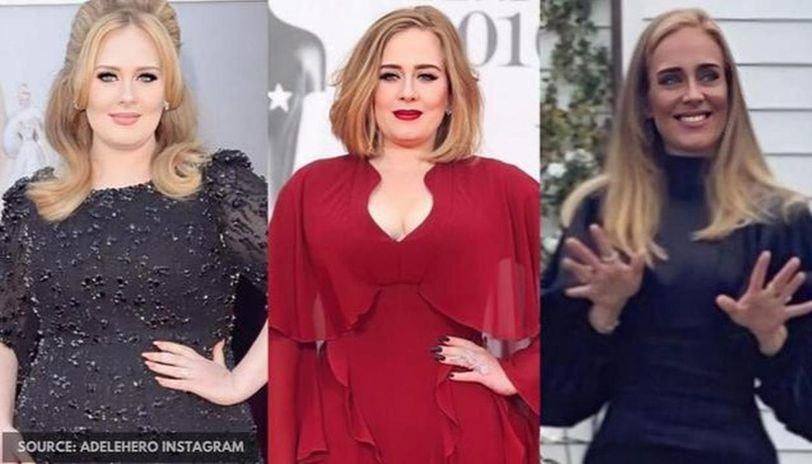 Adele Embarrassed About The New Found Attention Over Her Whopping 7 Stone Weight Loss