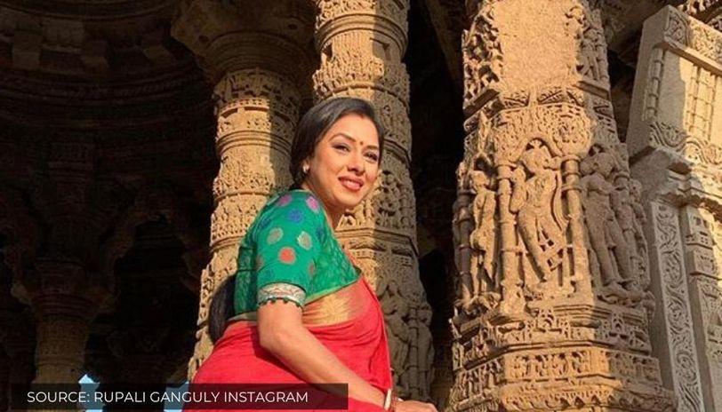 Rupali Ganguly