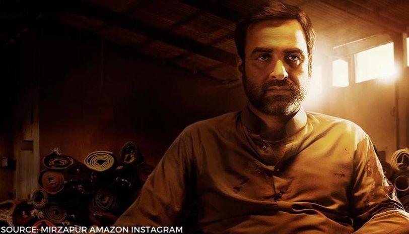 Mirzapur 2': Pankaj Tripathi spills the beans about the show, Read details