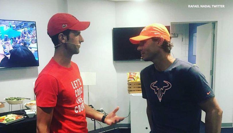 Rafael Nadal Lauds Rival Novak Djokovic For Generous Contribution To Spanish Relief Fund Republic World