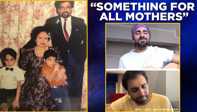 Mother's Day: Ayushmann Khurrana's soulful rendition with hit partner is winning hearts