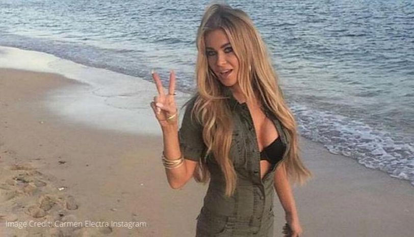 where is carmen electra today