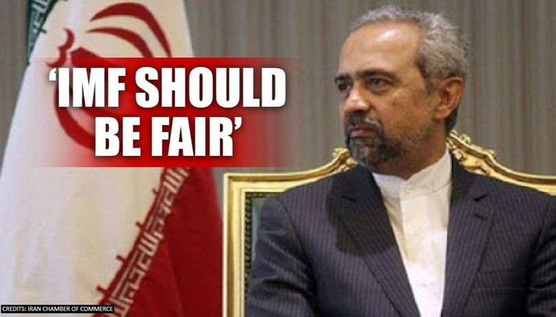 COVID-19: Iranian lawmaker says US can't veto its $5 billion loan request