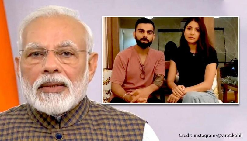 Virat Kohli-Anushka Sharma post video on COVID-19 lockdown, say 'stay at home, save India'