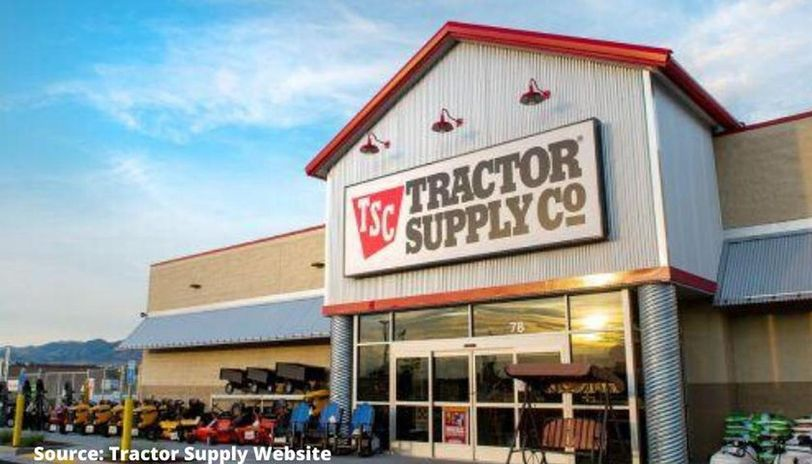 tractor supply hours