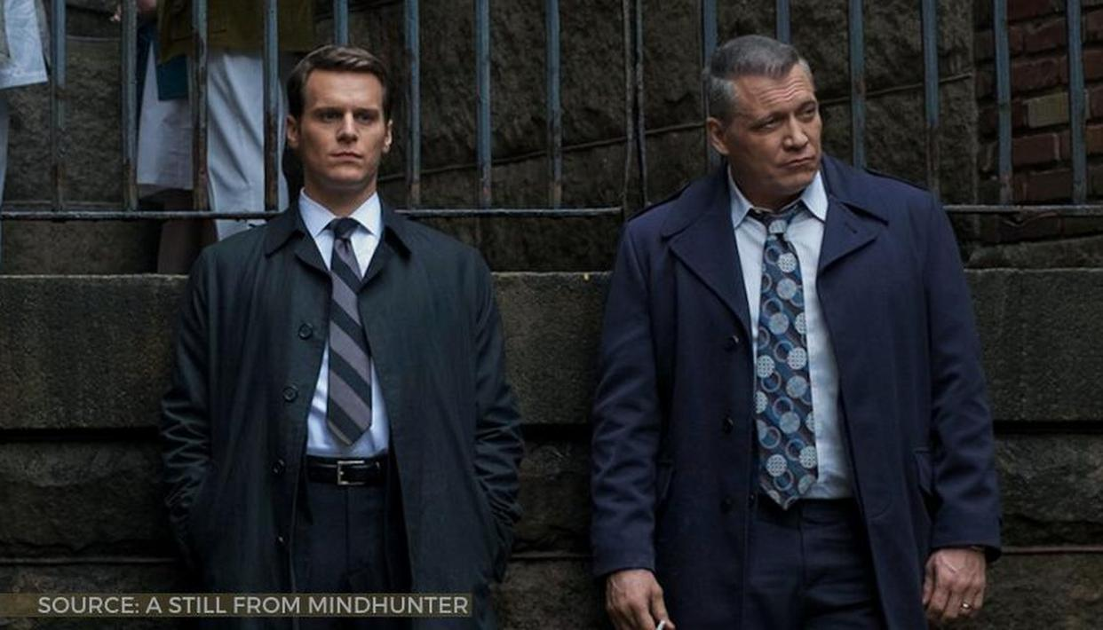 David Fincher says he doesn't know if continuing 'Mindhunter' makes sense