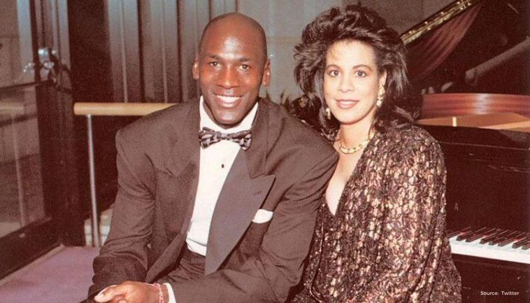 ingeniero Oficial Importancia  How did Michael Jordan meet his first wife? More on NBA star's marriage  with Juanita Vanoy