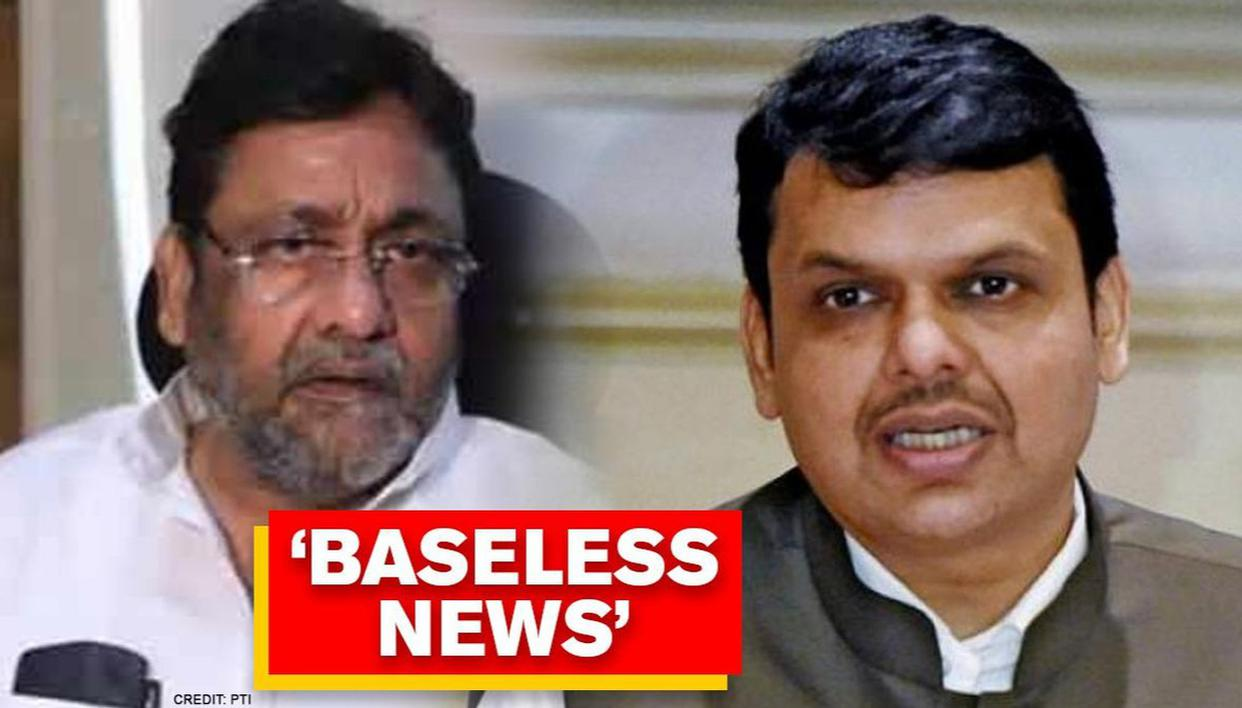 NCP trashes reports of 12 MLAs jumping ship, claims 'ex-members in BJP eager to return' - Republic World