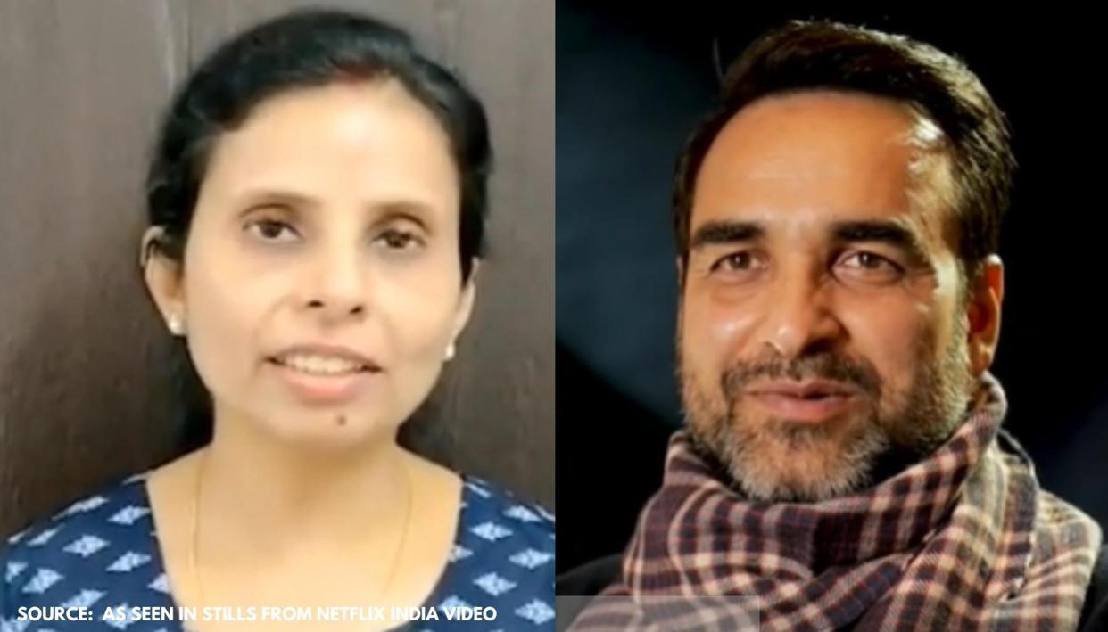 Ex Air Force Pilot Gunjan Saxena Lauds Pankaj Tripathi S Portrayal Of Her Father In Biopic Republic World