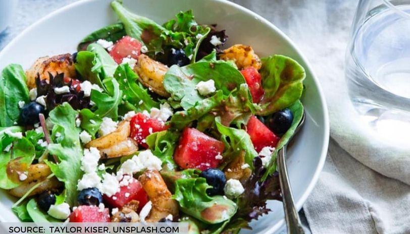 stir fry cabbage salad