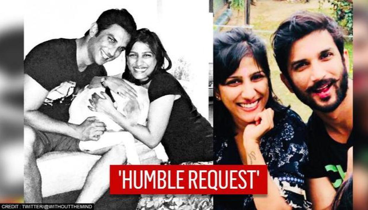 Sushant Singh Rajputs sister Priyanka replies to fans query seeking update on CBI probe - Republic TV