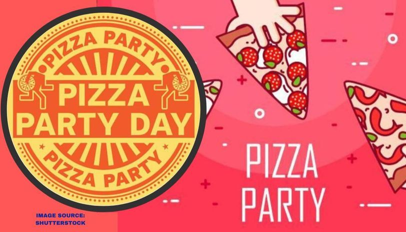 what is Pizza party day