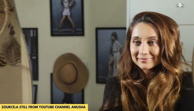 Anusha Dandekar Shares Easy Makeup Tips To Ace Party Look