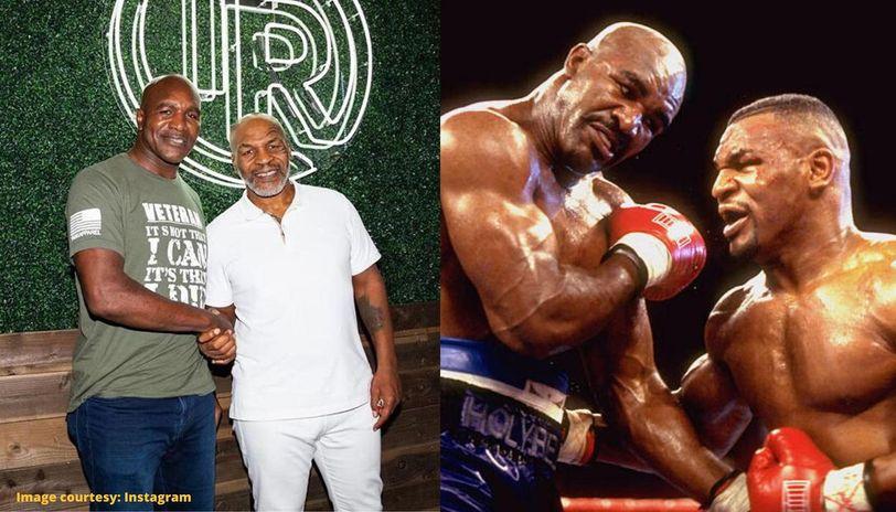 Boxe: Mike Tyson admite que arrancaria um pedaço da orelha de Evander Holyfield novamente