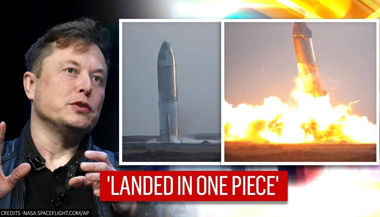 What went wrong as SpaceXs Starship rocket explodes after landing? Watch - Republic TV