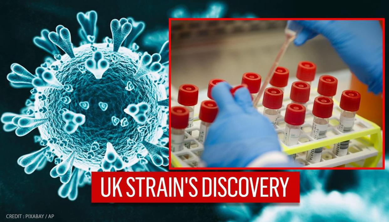 Here's how scientists discovered a new strain of coronavirus in the UK