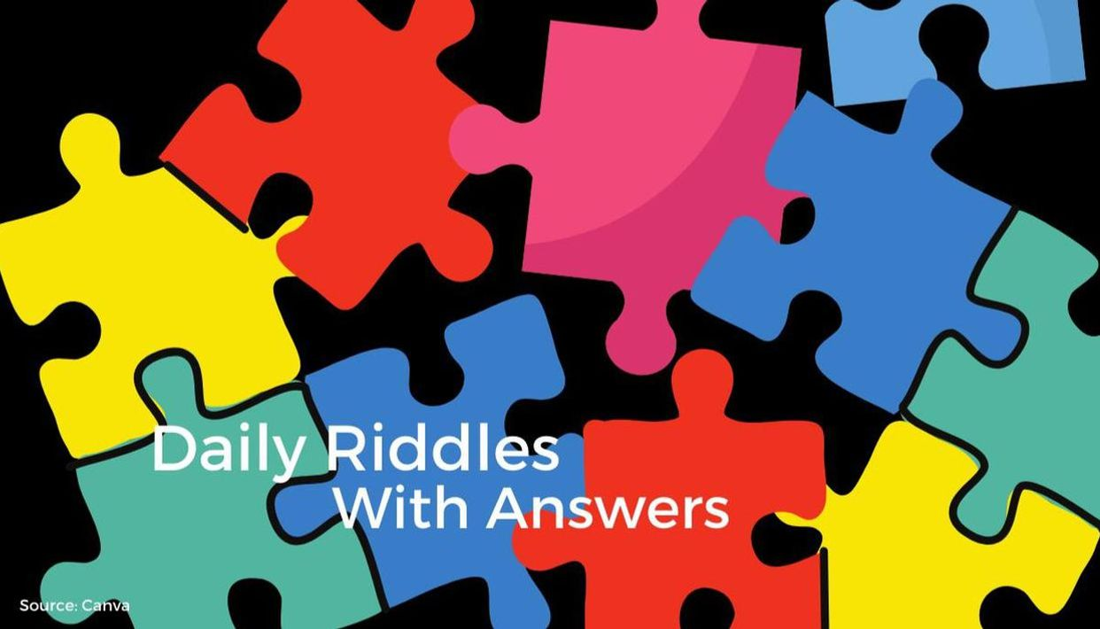 10 Riddles With Answers Explained Daily Kids Adults Picture Puzzle For Today June 01