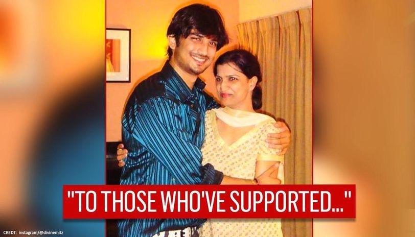 Sushant Singh Rajput's sister Meetu tweets to 'SSRians' on Diwali, says 'Miss u Bhai'