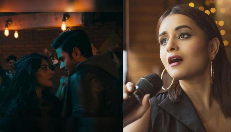 Who is the playback singer of Sudheer Babu & Nani's 'Baby ...